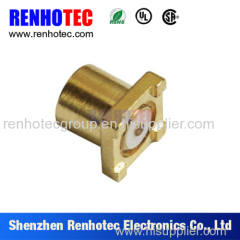 MMCX jack straight surface mount receptacle connector