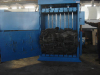 Used Tyre recycling press machine