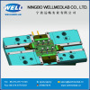 Manifold plastic injection molding