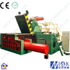 Horizontal Baler with Scrap Metal Baler