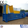 plastic bottle baler machine/plastic baler compactor machine