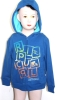 Boy's cotton polyester hoodie Shirt