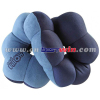Total Pillow Flower Shaped Travel Pillow Car Pillow Massage As Seen On TV