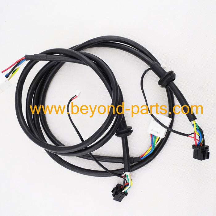Caterpillar Wiring Harness Excavator 320c E320c Monitor Wire Harness Plug Connector Products