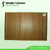 High quality solid color bamboo place mat