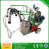 Newest 2016 Electric Vacuum Portable Milking Machine for Cow/goat/sheep