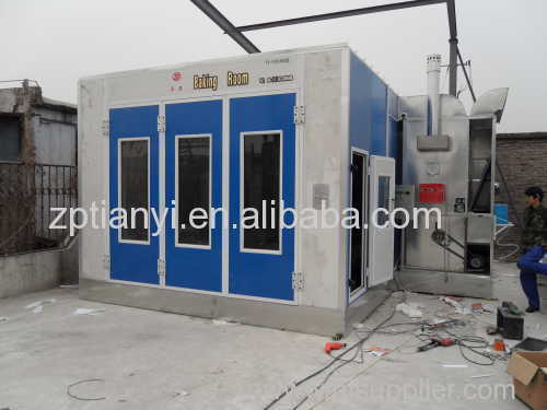 Shandong Tianyi bus and truck spray dryer/spray booth