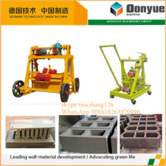 Best selling sand cement brick making machine