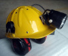 V-Shape miner's lamp Safety Helmet
