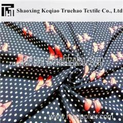 Stretch Poly Crepe Fabric