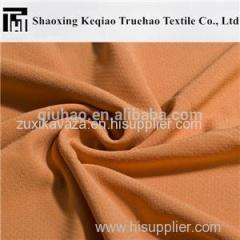 Polyester Stretch Crepe Fabric