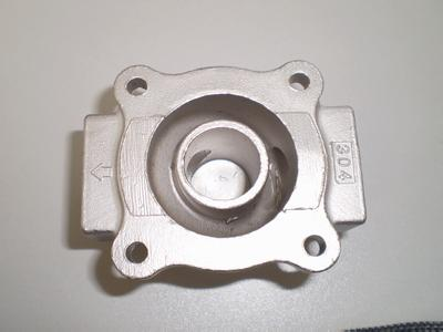 Custom Precision Forged Aluminum Part for Motorcycle