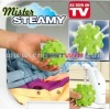 Laundry Dryer Ball Mister Steamy Washing Tool Plastic Dry Ball As Seen On TV