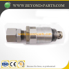 caterpillar excavator control valve CAT E320 320 safety relief valve