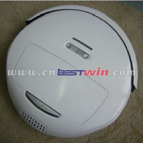 Round Wirelss Vaccum Cleaning Robot Vaccum Cleaner As Seen On TV