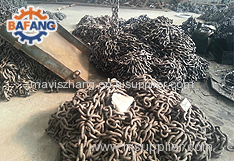 High Quality Mining Round Link Chain for Chain Hoist