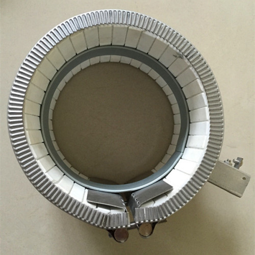 Industrial high temperature air heating element ceramic band heater