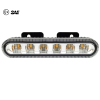 "18W 5.6"" ECE R65 SAE J845 LED Strobe Warning Light"