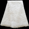 African Fabric 100% high quality African cord lace and Swiss guipure lace fabric for Nigerian wedding dresses