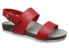 leather comfort orthopedic sandal