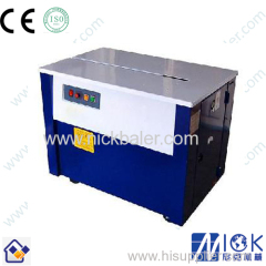 Manual grade pp strap carton box packing machine