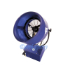 Pedestal portable misting industrial water spray fan