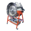 Deeri Factory Standing portable misting water spray centrifugal blower ventilator draught fan for industry