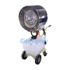 Deeri High quality Non-oscillating standing misting water spray centrifugal blower ventilator draught fan for industry