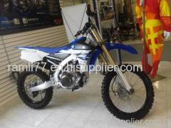 Sell 2015 Yamaha 450cc Dirtbike Motorcycle