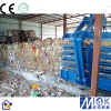 Hydraulic Baling press for Cardboard