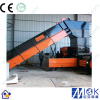Hydraulic Baler with oil strapping machine