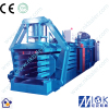 Hydrauic compactor strapping machine