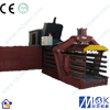 wire baling machine WITH stroke pressing