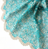 Best selling african lace fabric guipure lace fabric cord lace fabric with stone for evening dress