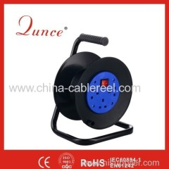 British Type plastic cable reel