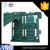used clothes press machine/textile baling machine