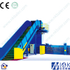 automatic baling machine with automatic compactor