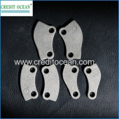 CREDIT OCEAN share part chain board for needle loom