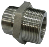 BSP male double use for 60° cone seat or bonded seal/ BSPT male Fittings 1BT-SP