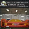 Exciting soft mountain commercial inflatable interactive games