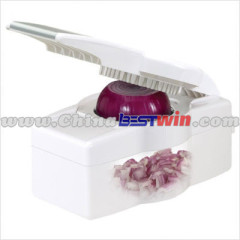 Bonzai Chopper Onion Chopper White Slicer As Seen On TV