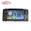 Bway 2 din car video player for Toyota Corolla E120 BYD F3 car dvd player 256 MB RAM with car Radio