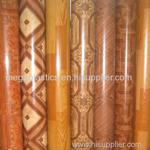 PVC Artificial Leather for Sofa Furniture Bags (MG09)