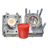 Custom plastic bucket mould
