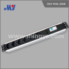 Single air switch French PDU