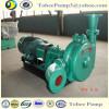 Wear resistant rubber slurry pump