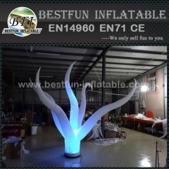 Lighting inflatable decoration led lighting flower for Event's decoration