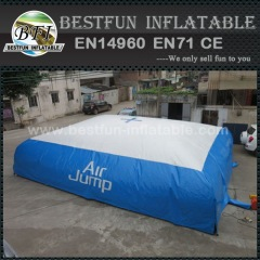 Revolution freestyle adventure inflatable big airbag
