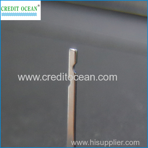 CREDIT OCEAN needle loom part eye needle guide