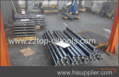 API Full bore perforating Gun